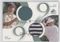 Paul Azinger, Fred Couples #/200