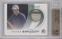 Luke Donald [BGS 9.5 GEM MINT]