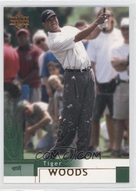 2002 Upper Deck - [Base] #1 - Tiger Woods