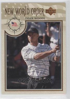 2002 Upper Deck - [Base] #61 - Tiger Woods