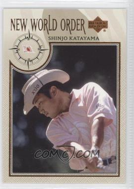 2002 Upper Deck - [Base] #75 - Shinjo Katayama