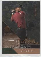 Tiger Woods #/2,002
