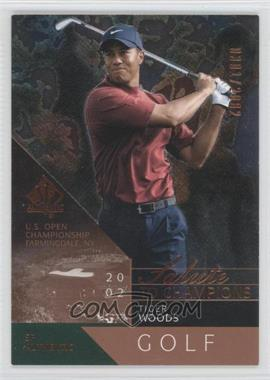 2003 SP Authentic - [Base] #102 - Tiger Woods /2002