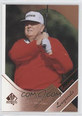 2003 SP Authentic - [Base] #37 - Billy Casper