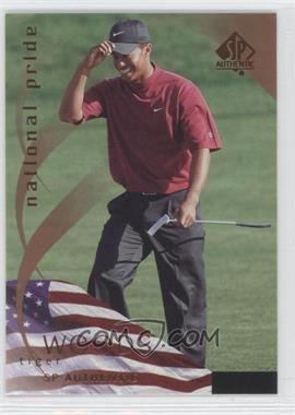 2003 SP Authentic - [Base] #38 - Tiger Woods