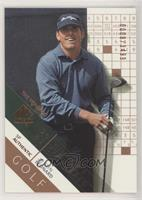 Winner's Scorecard - Justin Leonard #/3,499