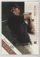 Winner's Scorecard - Tiger Woods #/3,499
