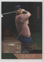 Tiger Woods #/2,000