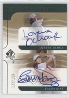 Lorena Ochoa, Laura Diaz /150