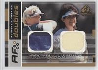 Laura Davies, Nancy Lopez #/200