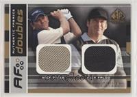 Nick Price, Nick Faldo #/200