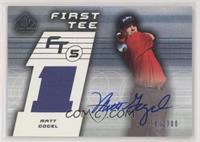 First Tee - Matt Gogel #/2,300