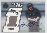 Darren Clarke #/1,500