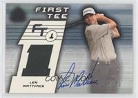 First Tee - Len Mattiace #/250