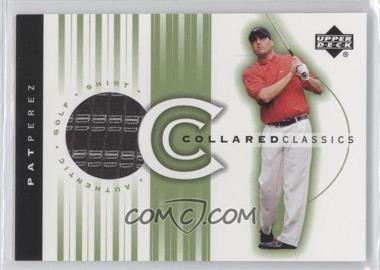 2003 Upper Deck - Collared Classics #CC-PP - Pat Perez