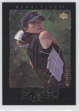 2003 Upper Deck Renditions - [Base] - Gold #69 - Se Ri Pak /100
