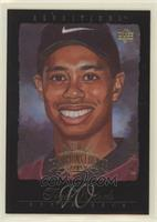 The Champions' Lounge - Tiger Woods #/100