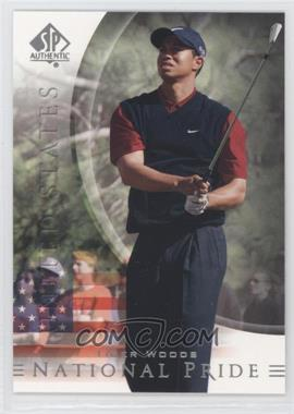 2004 SP Authentic - [Base] #54 - Tiger Woods
