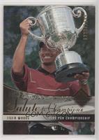 Tiger Woods #/1,999