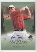 Zach Johnson #/1,500