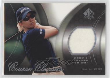 2004 SP Authentic - Course Classics #CC6 - Karrie Webb
