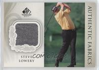 Steve Lowery [Noted]