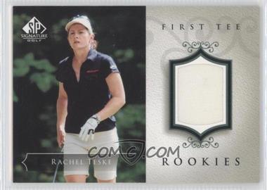 2004 SP Signature - [Base] #54 - Rachel Teske