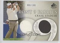 Craig Stadler #/100