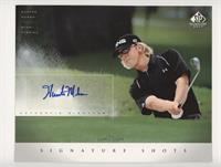 Hunter Mahan [EX to NM]
