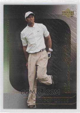 2004 Upper Deck - Championship Portfolio #CP13 - Tiger Woods
