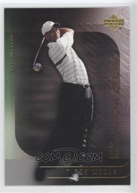 2004 Upper Deck - Championship Portfolio #CP15 - Tiger Woods