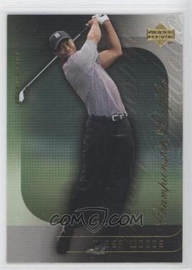 2004 Upper Deck - Championship Portfolio #CP18 - Tiger Woods