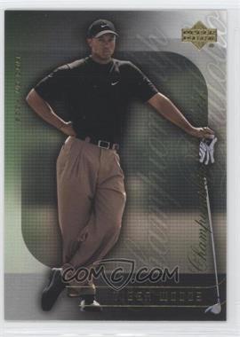 2004 Upper Deck - Championship Portfolio #CP21 - Tiger Woods