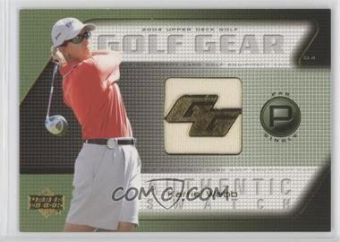 2004 Upper Deck - Golf Gear - Par Single #KW-GG - Karrie Webb