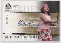 Christina Kim /999