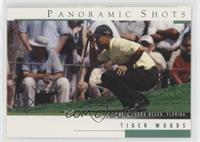 Panoramic Shots - Tiger Woods