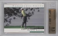Panoramic Shots - Tiger Woods [BGS9.5GEMMINT]