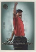 Hall of Champions - Tiger Woods #/500