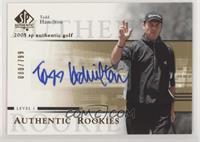 Todd Hamilton #/799