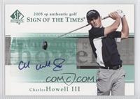 Charles Howell III