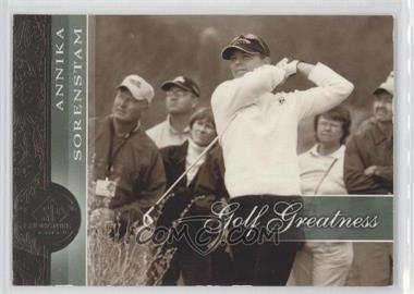 2005 SP Signature - [Base] #27 - Annika Sorenstam