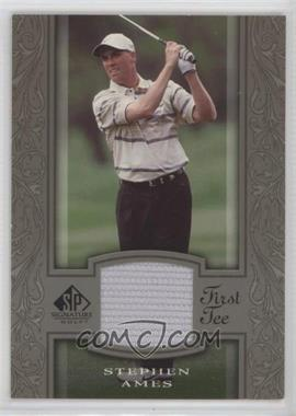 2005 SP Signature - [Base] #31 - Stephen Ames