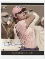 Paula Creamer [Noted] #/100