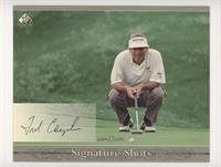 Fred Couples [Noted]