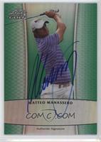 Matteo Manassero #11/25
