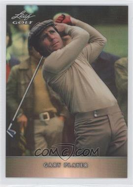 2012 Leaf Metal - [Base] - Prismatic #M-GP1 - Gary Player /99