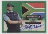 Retief Goosen #/25