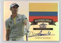 Camilo Villegas #/50