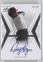 Nancy Lopez /25