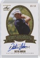 Dustin Johnson #/10